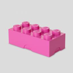 Lego - Lunchbox - pink