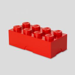 Lego - Lunchbox - rot