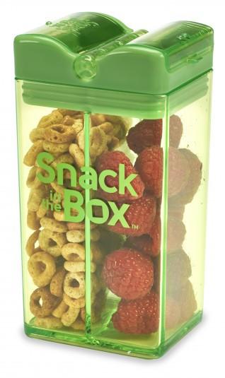 snack in the box gr n lunchboxen mit unterteilung lunchboxen beh lter snacken. Black Bedroom Furniture Sets. Home Design Ideas