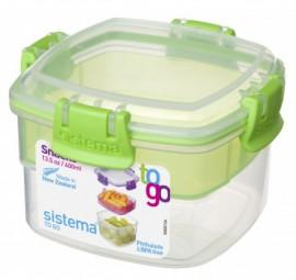 Sistema - Snack - to Go - grün