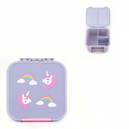 Little Lunch Box Co - Snackbox - Unicorn