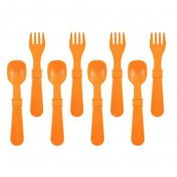 Re-Play - Besteck Set - Orange