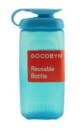 Goodbyn - Trinkflasche - blau