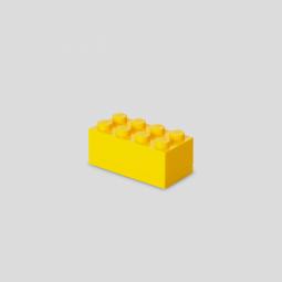 Lego - Snackbox - gelb
